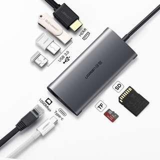 UGREEN USB-C HUB Multi-function adapter