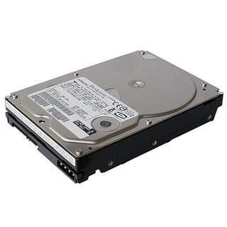 "[SOLD] 80GB Hitachi HDD 3.5"" 7200rpm SATA hard disk drive"