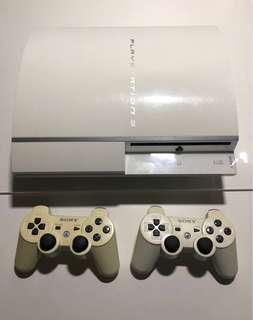 PS3 主機,2手制,5隻下載遊戲,已裝1TB硬碟,藍光機