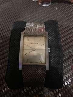 Vintage juvenia royalty slimatic dress watch