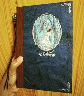 "Snow white ""Fairytale"" Inspired journal"