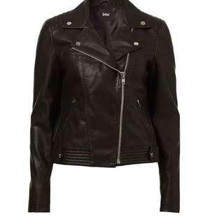 Sportsgirl leather jacket