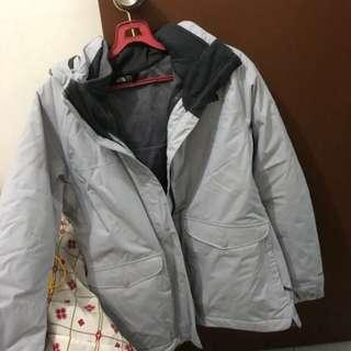 14dbcd78c4a4 the north face women s merriwood triclimate 3 in 1 jacket