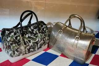 FURLA JELLY BAG AUTENTIC 100%