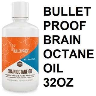 🚚 [32oz/~1L] Brain Octane Oil for Keto / Bulletproof / MCT Oil lifestyle