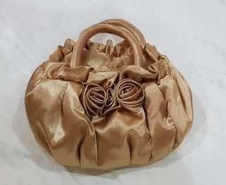 Naraya Satin Fabric Bag