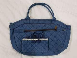Naraya Denim Fabric Bag