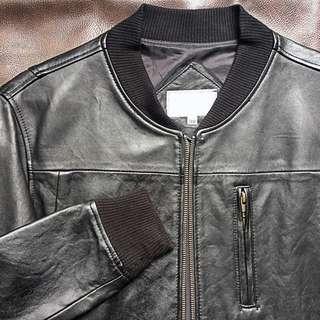 皮褸 - 38 Leather Jacket MA1 M65 褸 LVC WTAPS APC L2B Workware