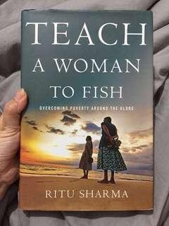 Import Book: Ritu Sharma - Teach A Woman To Fish