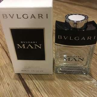 🚚 Bvlgari MAN 寶格麗當代男性淡香水 - 60ml