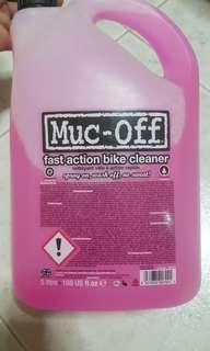 Muc-off 5 litre fast action bike cleaner
