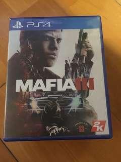 PS4 game mafia ii