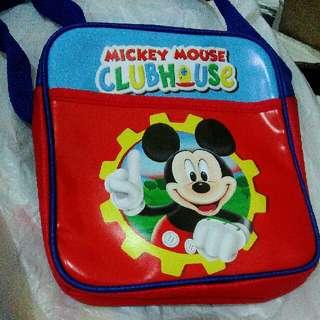 New Tas Mickey Mouse Sling Bag