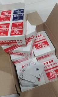 601 eagles poker card