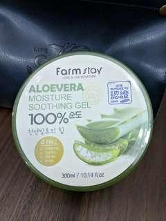 Aloe Vera and Snail Moisture Soothing Gel