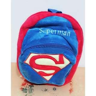 🚚 兒童超人背包