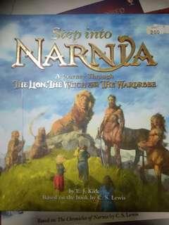 Preloved book of Narnia
