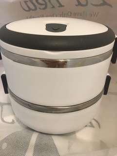 🚚 俏比兔G508-2 可提式。保溫餐盒