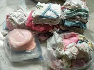 [BUNDLE] Baby Clothing