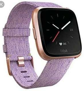 Smartwatch Fitbit Versa