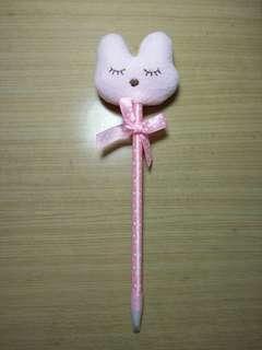 🚚 粉紅兔兔原子筆