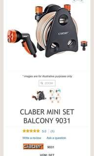 Cabler Compact Water Hose Reel Set