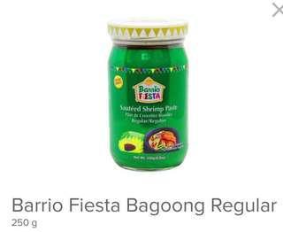Barrio Fiesta Bagoong ( Sauteed Shrimp Paste)