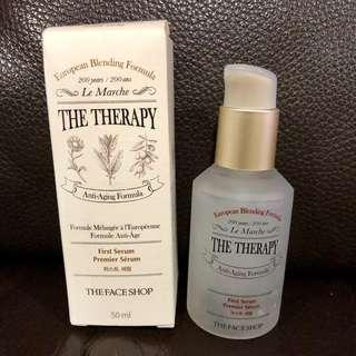 The Face Shop The Therapy Anti-Aging Formula First Serum (50ml) #50TXT