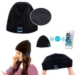 🚚 無線藍芽耳機帽