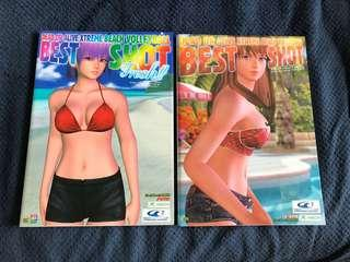 🚚 Dead or alive 3D illustration game book best shots