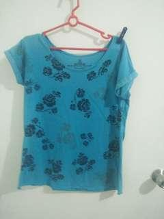 Jewels patterned top