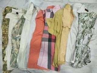 [BUNDLE] Long sleeve shirt