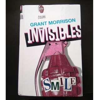 The Invisibles by Grant Morrison Omnibus (No Dust Jacket)