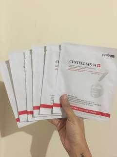 Centellian 24 Madeca Derma Mask Sheets
