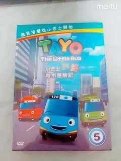 全新Tayo DVD