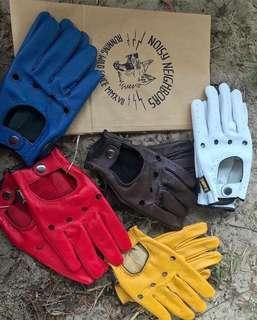 Riding  Leather Gloves Quattro