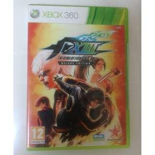 中文字幕 拳皇13 KOF XIII 豪華版 格鬥天王13 XBOX 360 King of Fighters XIII