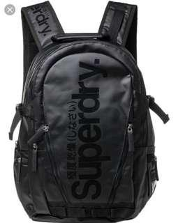 🚚 Superdry Backpack for men