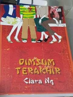 Novel DIMSUM TERAKHIR Clara Ng