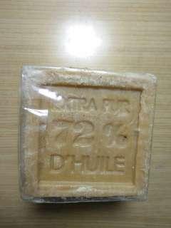 🚚 savon cube de marseille olive 法國橄欖馬賽皂 300g