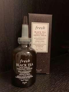 Fresh 紅茶抗皺緊緻精華50ml