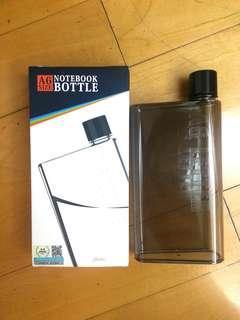 A6 memo notebook water bottle 水樽