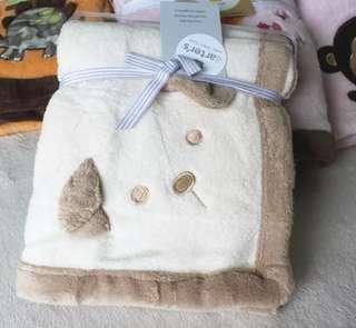 Carter's珊瑚絨毛毯