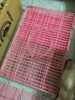 貓籠(粉色)