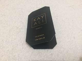 Huda Beauty Kayali Perfume Sample