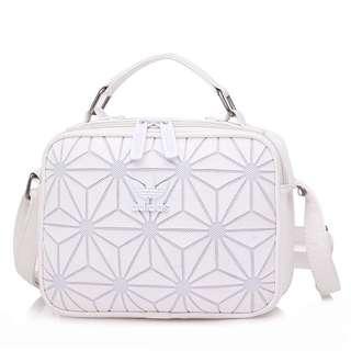 e6a9d03af62c Adidas issey miyake sling bag shoulder bag (white)