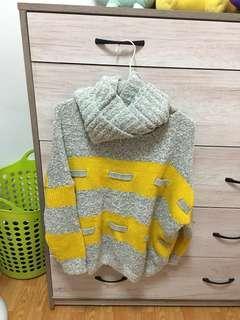 🚚 付圍脖🧣針織毛衣 #一百均價