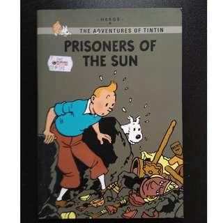 The Adventures of Tintin: Prisoners of The Sun TPB