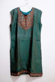 Atasan Churidars (pakaian adat india)