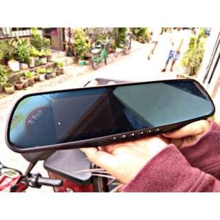 Dashcam DVR Ecam C101  Vehicle Blackbox 1080p Frontview Recording